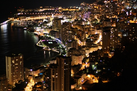 Montecarlo by night photo