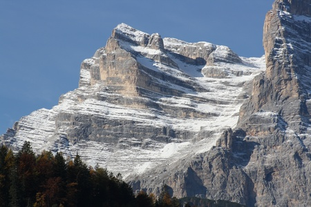 Picture of Dolomiti mountains, Pelmo Mountains, Unesco natural world heritage  Veneto Italy   photo