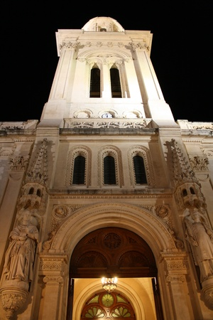 Picture of Saint Charles church   Montecarlo, Monaco  photo