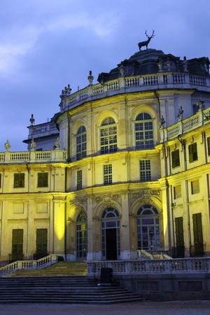 Stupinigi royal hunting palace  Turin Piemonte Italy