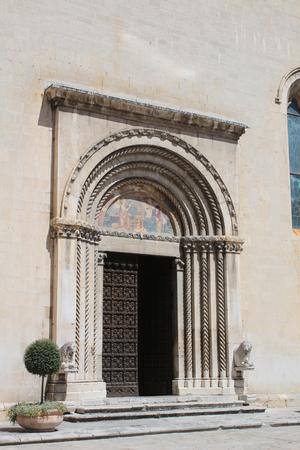 Picture of Santa Maria Church (Visso, Macerata, Marche, Italy)