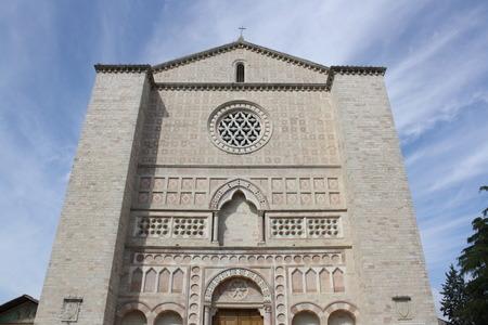 Picture of San Bernardino Church (Perugia, Italy)
