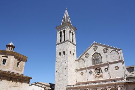 Santa Maria Assunta Cathedral (Spoleto, Umbria, Italy)