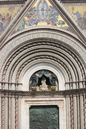 Santa Maria Assunta Cathedral (Umbria, Orvieto, Italy)