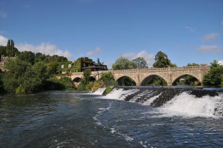 Bridge over the river avon