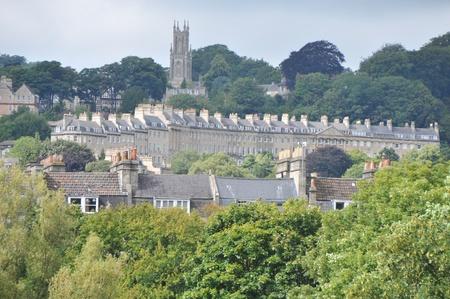 Bath, somerset in England UK