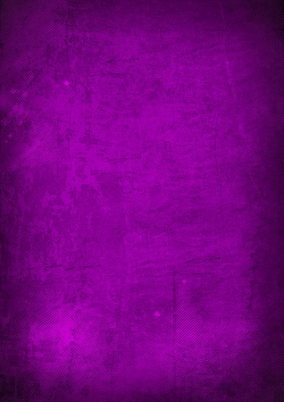 Purple abstract grunge background, texture for the design photo