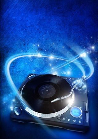 Vinyl playe