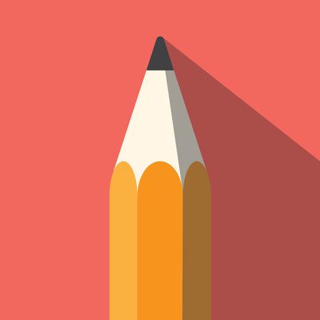 illustration pencil Vector