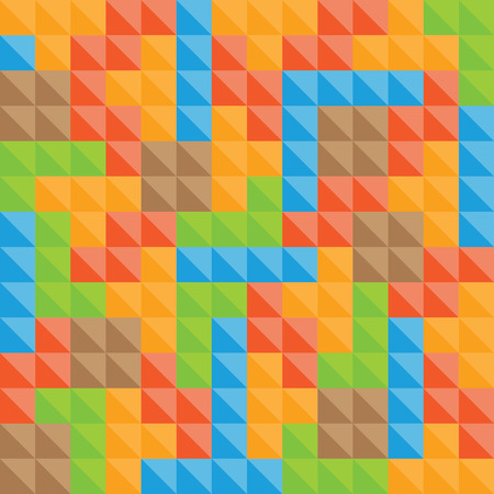 tetris: Tetris pieces