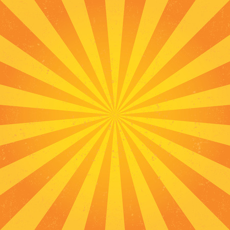 Les rayons du soleil. Vecteur Banque d'images - 35421369