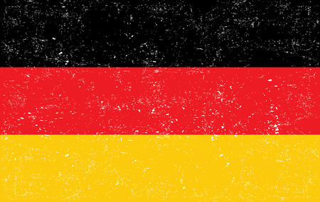 la union hace la fuerza: Bandera de Alemania Vectores