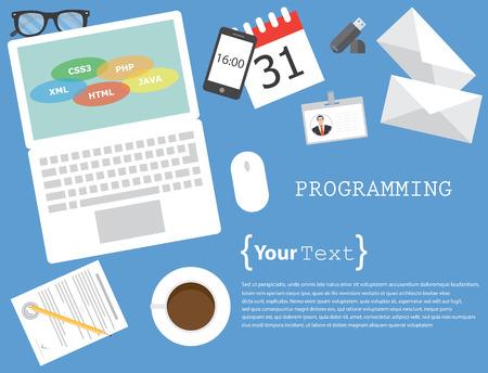 java script: Programming and coding