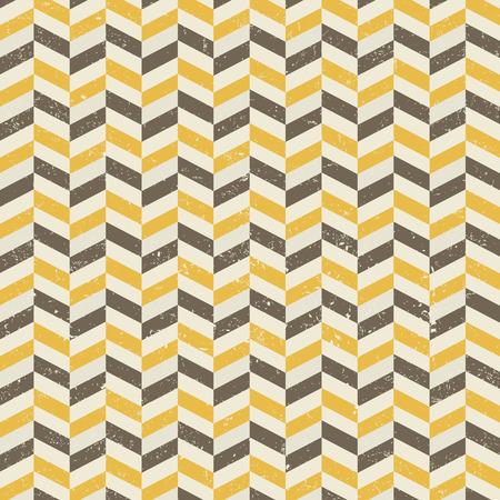 menswear: Seamless geometric chevron pattern Illustration