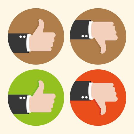 thumbs up: Thumbs Up Illustration
