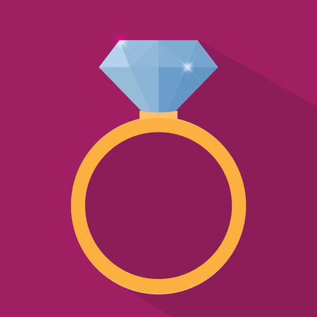 engagement ring: Ring icon