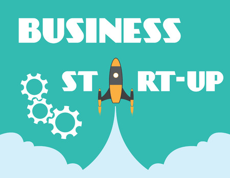 Business startup Vector