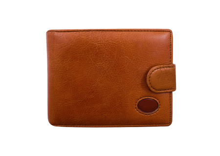 path to wealth: wallet Stock Photo