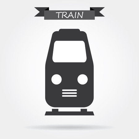locomotion: train icon