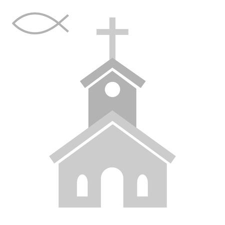 church icon Zdjęcie Seryjne - 40885254
