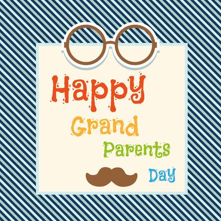 greetings card: grandparents day