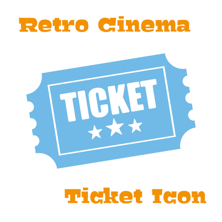 Tickets icon Illustration