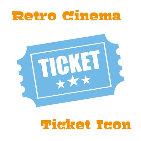 ticket: Tickets icon Illustration
