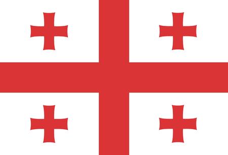 georgian: Georgia Flag