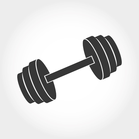 heaviness: Dumbbell icon