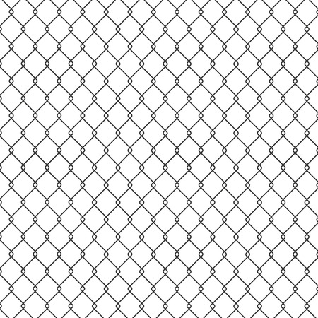 chain fence: Steel Wire