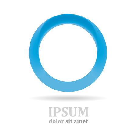당뇨병의 상징. 당뇨병 아이콘