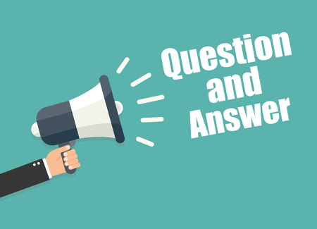 creative answers: Question and Answer Illustration