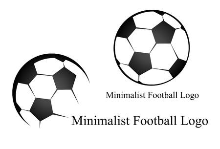 Fußballlogo Standard-Bild - 54964363