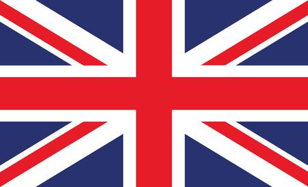 northern light: United Kingdom flag