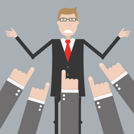 feedback: Businessman feedback