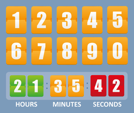countdown timer: Countdown timer