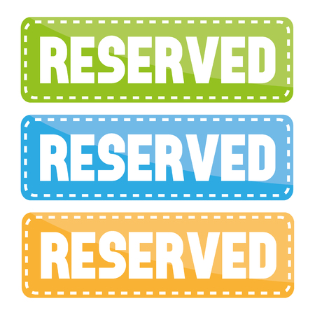 reserves: Reserved