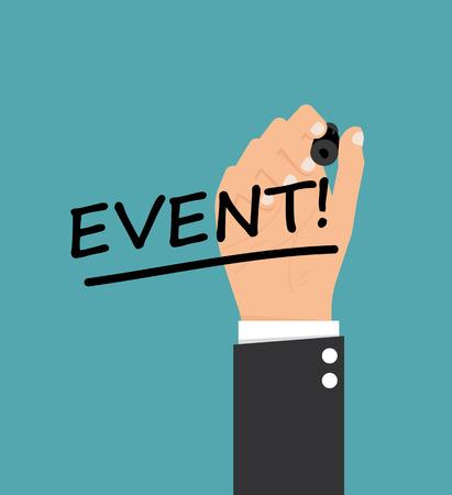 event: Event Illustration