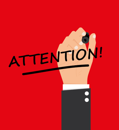 listener: Attention
