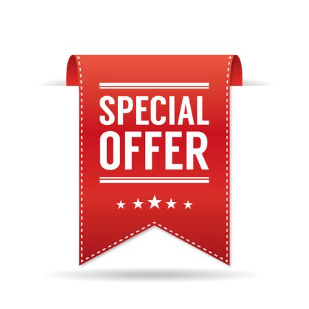 best products: Special Offer label