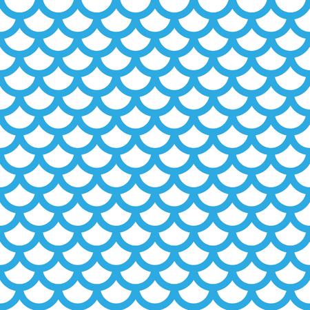 el patrón de pesca azul