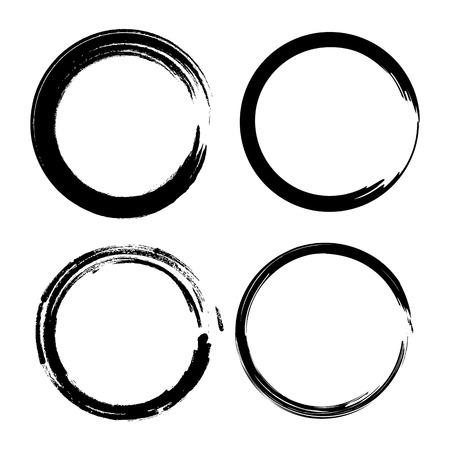 twist: abstract circle shape