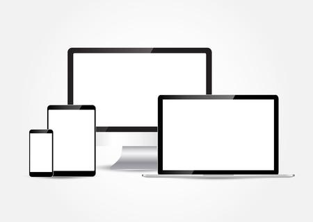 device: Technology device Illustration