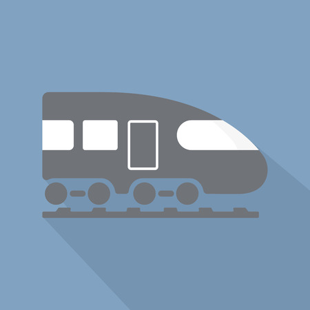 railway transportation: Train icon