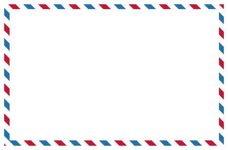 Postal background icon. Vector illustration. Vector Illustration