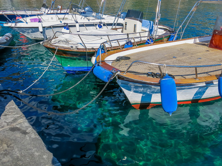 panarea: Habor at Panarea Sicily