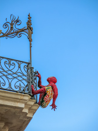 spiderman: Funny spiderman Editorial