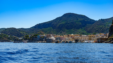 lipari: Lipari, Port of Lipari