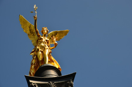 The Angel of Peace in Munich photo