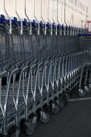 supermarket series: Shopping cart